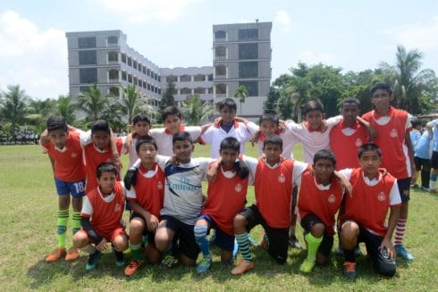 Aditya School of Sports | ATK Aditya Football Academy | Kolkata