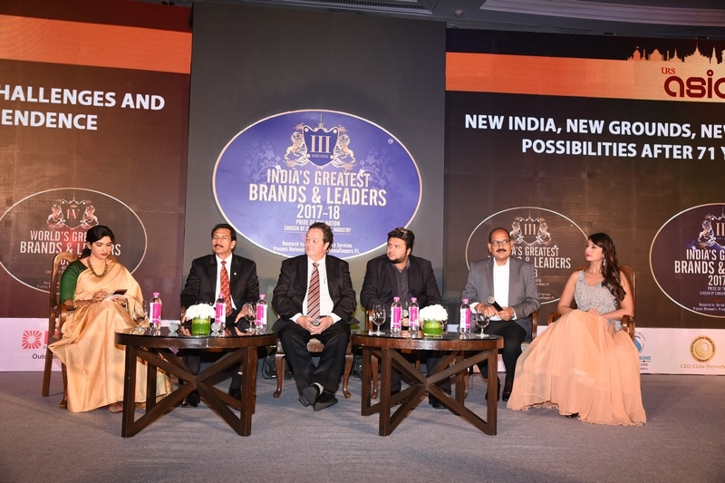 India's Greatest Brands and Leaders Award 2017-2018