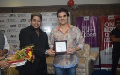 Pujo Adda with Arbaaz Khan