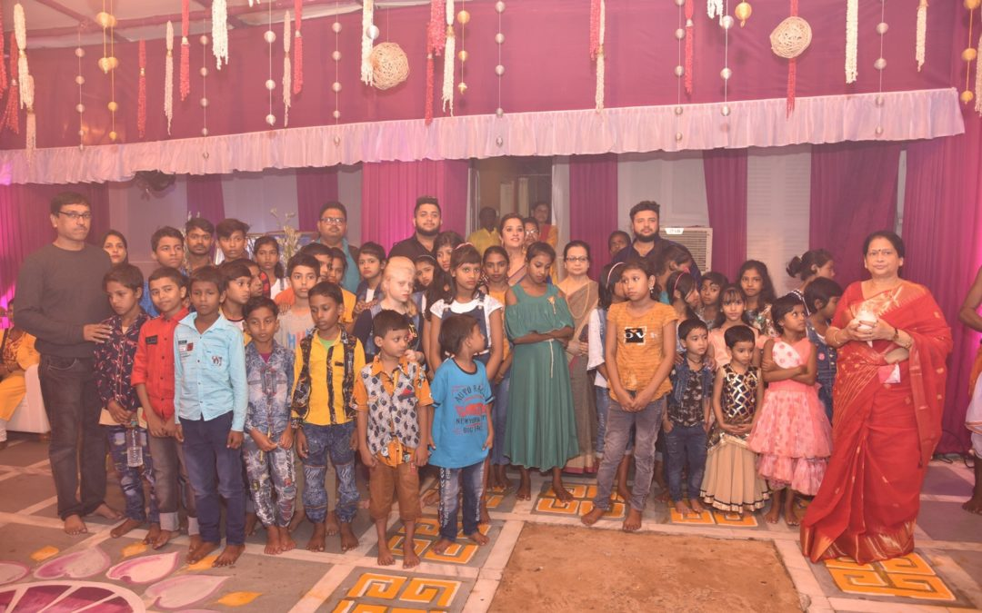 Celebrating Diwali With The Special Kids